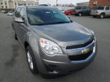 2012 Graystone Metallic Chevrolet Equinox LT #62243854