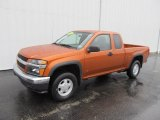 2006 Chevrolet Colorado Extended Cab 4x4 Data, Info and Specs