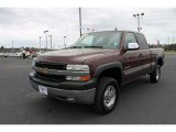2002 Chevrolet Silverado 2500 LT Extended Cab Data, Info and Specs