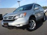 2010 Alabaster Silver Metallic Honda CR-V EX-L #62243451