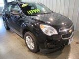2010 Black Chevrolet Equinox LS #62243723