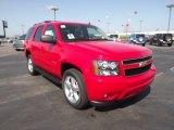 2012 Chevrolet Tahoe LT Data, Info and Specs
