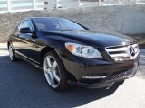 2012 Black Mercedes-Benz CL 550 4MATIC #62243316