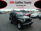2012 Black Jeep Wrangler Rubicon 4X4 #62243609