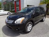 2012 Super Black Nissan Rogue S Special Edition #62243883