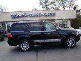 2008 Black Lincoln Navigator Luxury #62243585