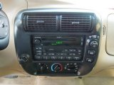 2000 Ford Explorer XLS Controls