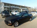 2005 Black Ford Mustang V6 Premium Coupe #62312170