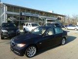 2008 Monaco Blue Metallic BMW 3 Series 335xi Sedan #62312167
