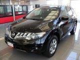 2009 Super Black Nissan Murano SL AWD #62312510