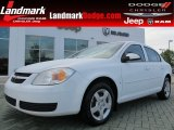 2007 Summit White Chevrolet Cobalt LT Sedan #62312159