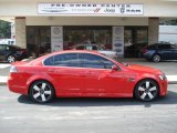 2009 Liquid Red Pontiac G8 GT #62312084