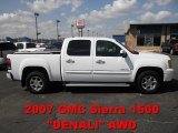 2007 GMC Sierra 1500 Denali Crew Cab AWD