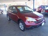 2009 Tango Red Pearl Honda CR-V EX 4WD #62312405