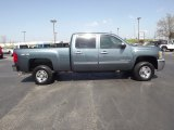 2009 Chevrolet Silverado 2500HD LT Crew Cab 4x4 Data, Info and Specs