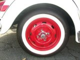 Volkswagen Beetle 1972 Wheels and Tires
