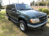 1998 Ford Explorer Charcoal Green Metallic