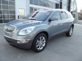 2008 Blue Gold Crystal Metallic Buick Enclave CXL #62312343
