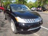2007 Super Black Nissan Murano S #62311985