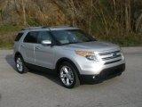 2011 Ingot Silver Metallic Ford Explorer Limited #62312695