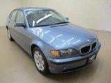2004 Steel Blue Metallic BMW 3 Series 325xi Sedan #62311975