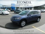 2012 Twilight Blue Metallic Honda CR-V EX-L #62312328
