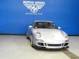 2007 Arctic Silver Metallic Porsche 911 Carrera Coupe #62311972
