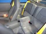 2007 Porsche 911 Carrera Coupe Rear Seat