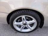 Volvo C70 2002 Wheels and Tires