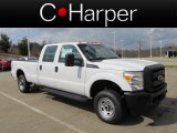 2012 Oxford White Ford F250 Super Duty XL Crew Cab 4x4 #62311960