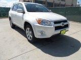 2012 Blizzard White Pearl Toyota RAV4 Limited #62312260