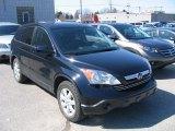 2008 Nighthawk Black Pearl Honda CR-V EX-L 4WD #62311890