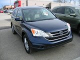 2011 Royal Blue Pearl Honda CR-V EX-L 4WD #62311888
