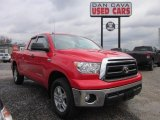 2011 Radiant Red Toyota Tundra Double Cab 4x4 #62312593