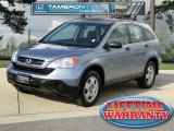 2009 Glacier Blue Metallic Honda CR-V LX #62312575