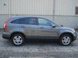 2011 Polished Metal Metallic Honda CR-V EX-L 4WD #62312202