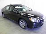 2012 Black Granite Metallic Chevrolet Malibu LT #62377727