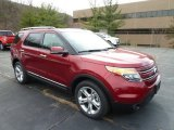 2013 Ruby Red Metallic Ford Explorer Limited 4WD #62377424