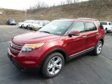 Ford Explorer 2013 Data, Info and Specs