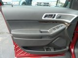 2013 Ford Explorer Limited 4WD Door Panel