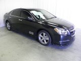 2012 Black Granite Metallic Chevrolet Malibu LT #62377725