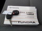 2008 Toyota Tundra Double Cab 4x4 Keys
