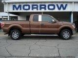 2011 Golden Bronze Metallic Ford F150 XLT SuperCab 4x4 #62377394