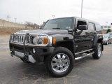 2009 Black Hummer H3  #62377360