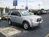 2009 Brilliant Silver Metallic Ford Escape XLT V6 #62377338
