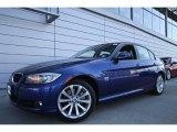 2011 Montego Blue Metallic BMW 3 Series 328i xDrive Sedan #62377319
