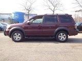 2007 Dark Cherry Pearl Honda Pilot EX-L 4WD #62377930