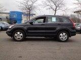 2009 Crystal Black Pearl Honda CR-V LX 4WD #62377926