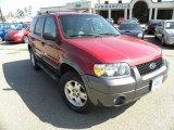 2006 Redfire Metallic Ford Escape XLT V6 #62377577