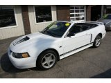 2002 Oxford White Ford Mustang GT Convertible #62377572